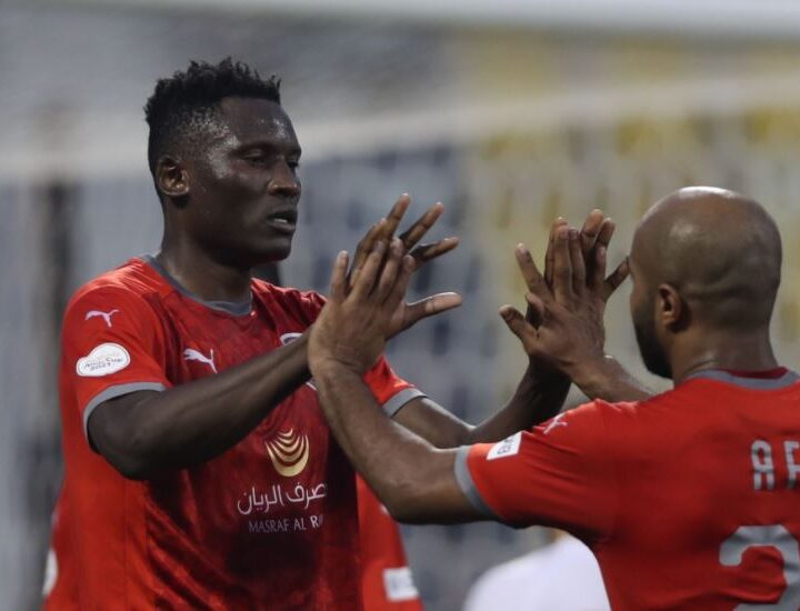 Olunga's Fine Form in the Emir Cup Continues With Another Goal to Help Al-Duhail Book Semi-Final Slot