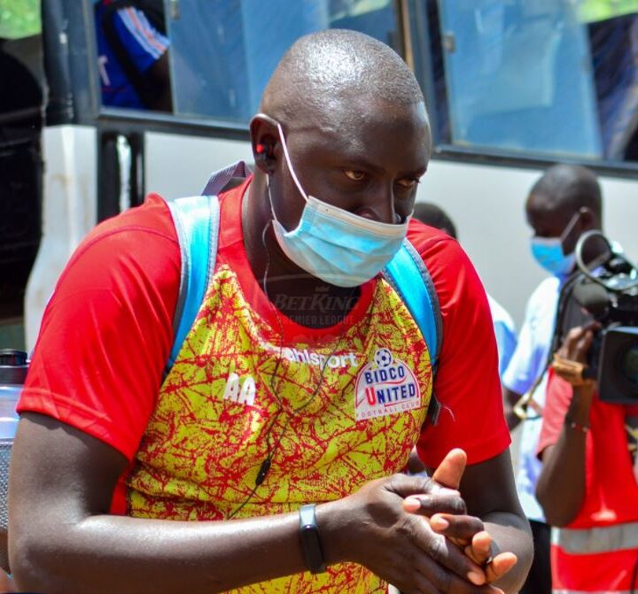 Bidco Head Coach Calls on Keeper Adisa to Focus on Club After Horrendous Show in Gor Defeat