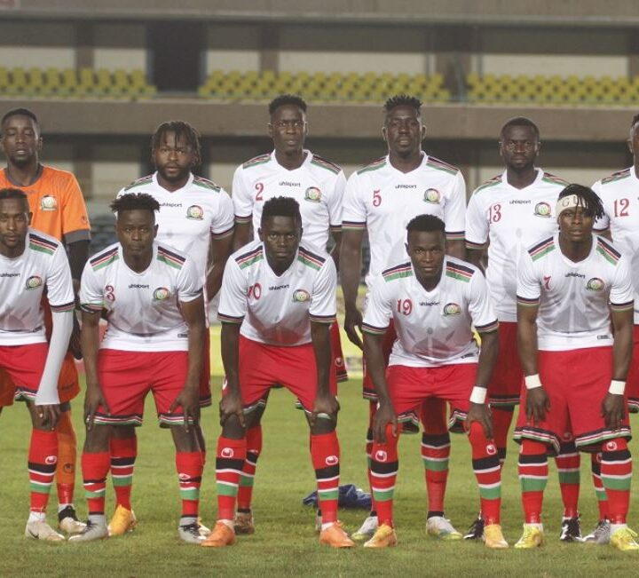 FKF Release Action Packed Schedule for National Team Harambee Stars