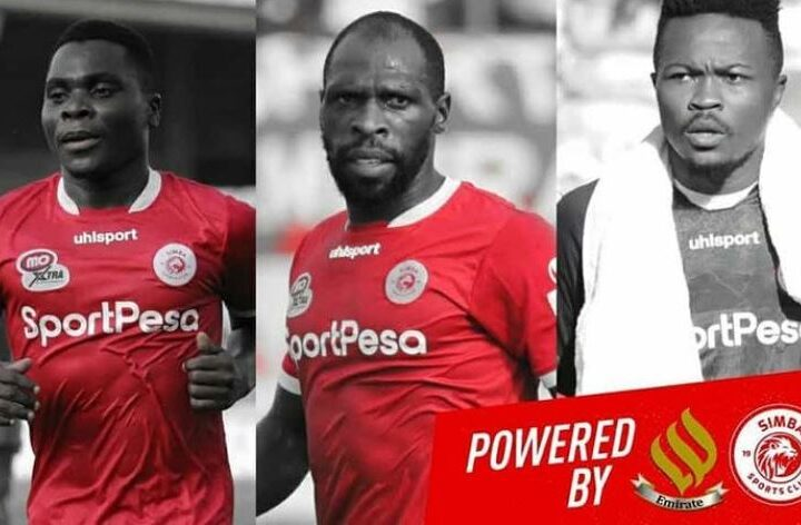 Joash Onyango Among Trio Nominated for Simba Fans Player of the Month for March
