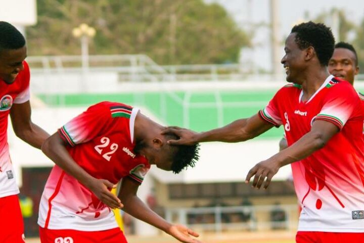 AFCON 2021 Qualifiers: Harambee Stars Bow Out Heads High After Win Over Togo