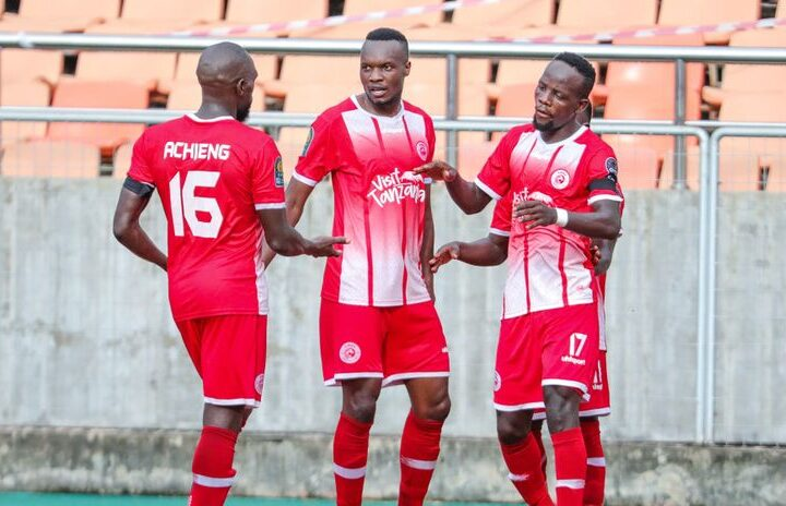 CAFCL: Joash Onyango's Simba Secure Top Spot With Superb Win Over As Vita