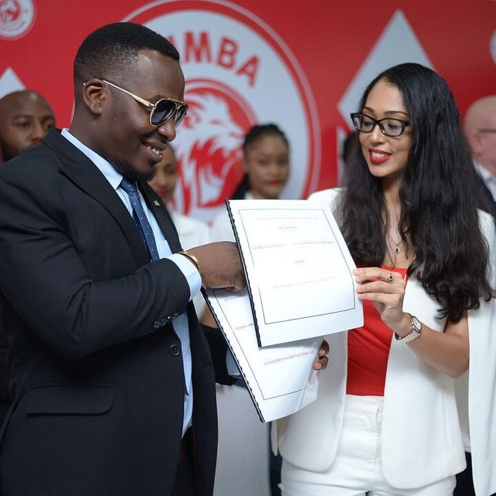 Simba SC Inks Biggest Jersey Deal in East Africa With Vunjabei Group