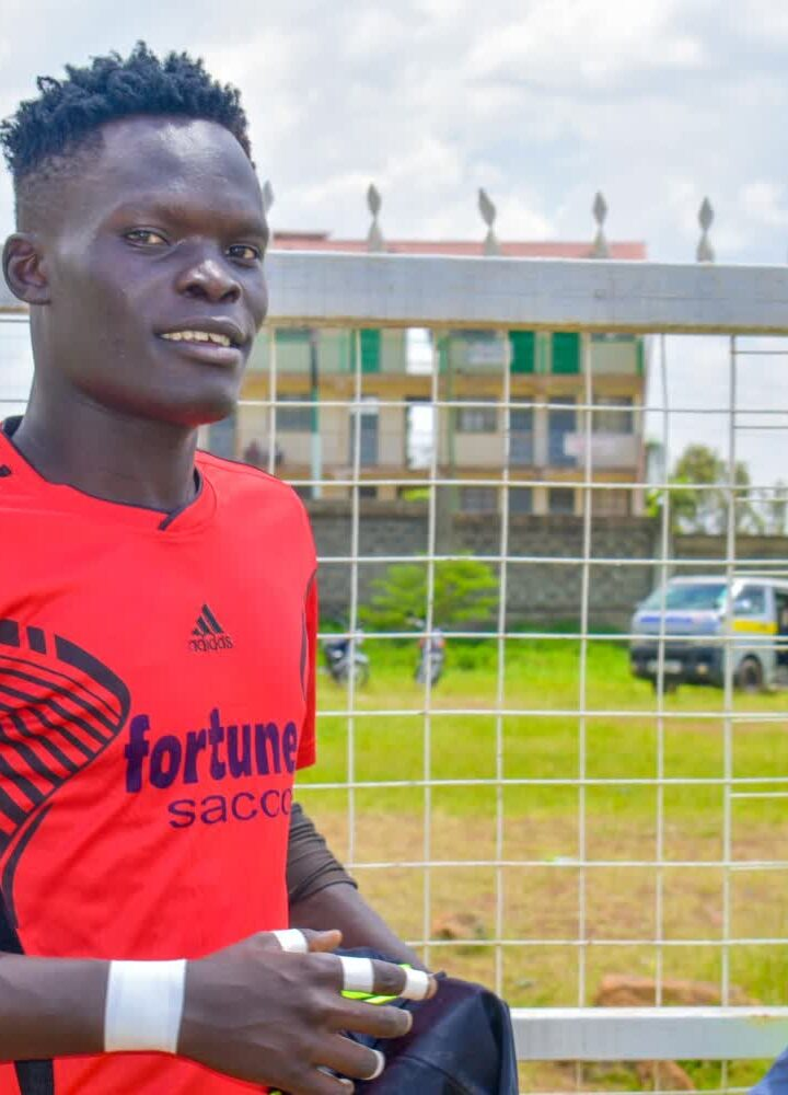 """""""Everything is Impossible Until you Do it"""" Fortune Sacco's Shot Stopper Quelen Awange Can't Stop Dreaming"""
