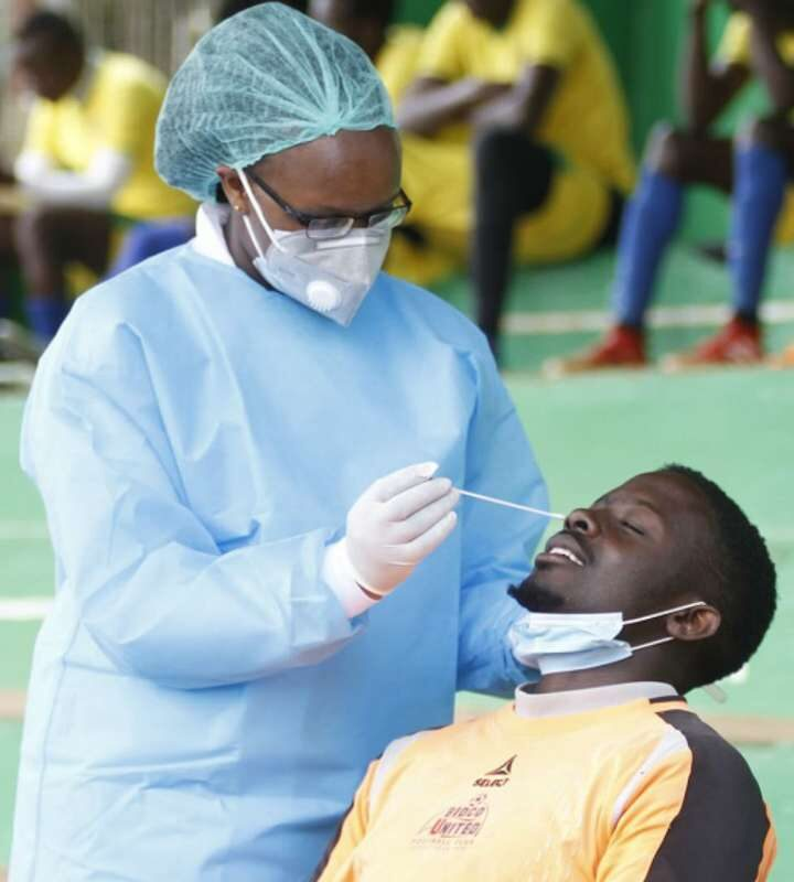 FKF Announce Vaccination of Players & Staff Ahead of League Resumption