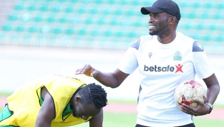 K'Ogallo is Miles Ahead of Other Teams – Pamzo Claims