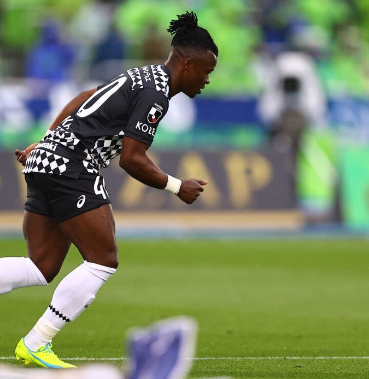 Ayub Timbe Makes Vissel Kobe Debut in Stalemate With Shonan Bellmare