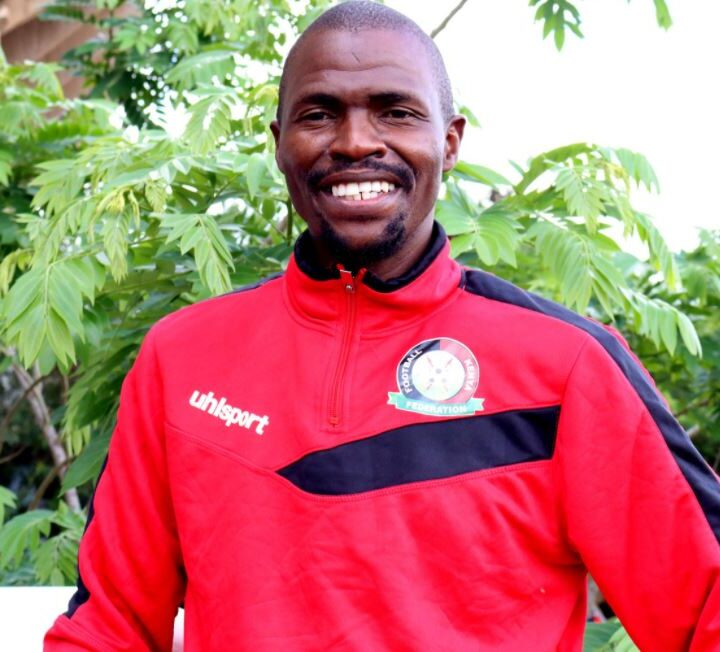 FKF Confirm Appointment of Charles Okere as Harambee Starlets Head Coach