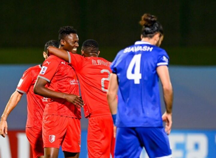 Olunga Grabs a Hat-trick in 7-Goal Thriller to Send Al Duhail Top