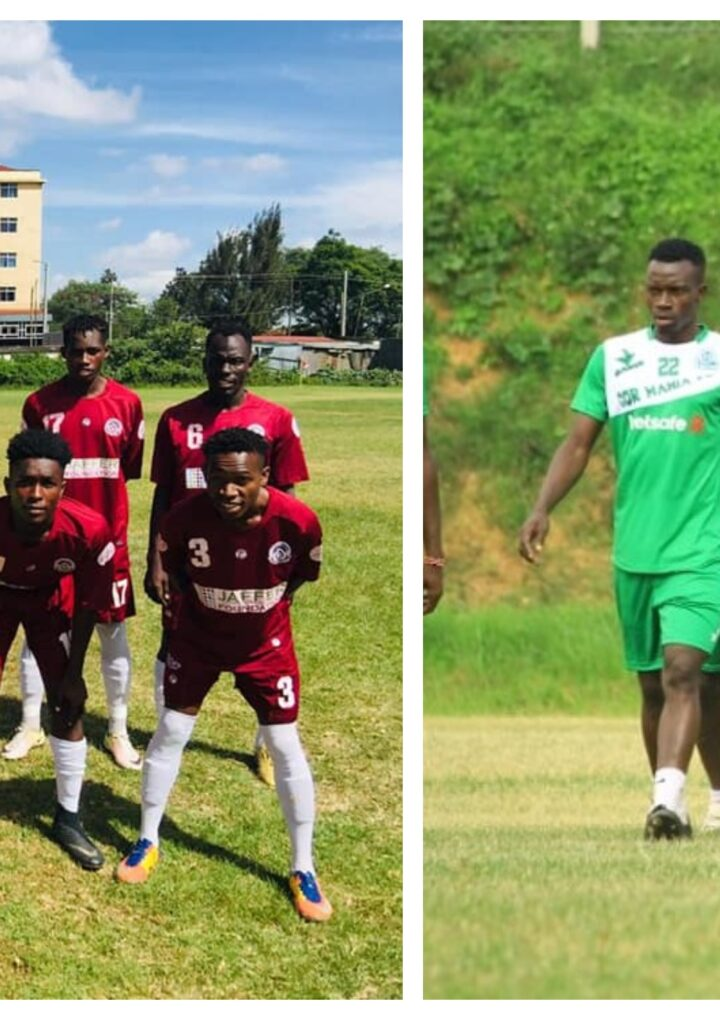 FKF Betway Cup: Brave Congo Boys Ready for Gor Mahia Test