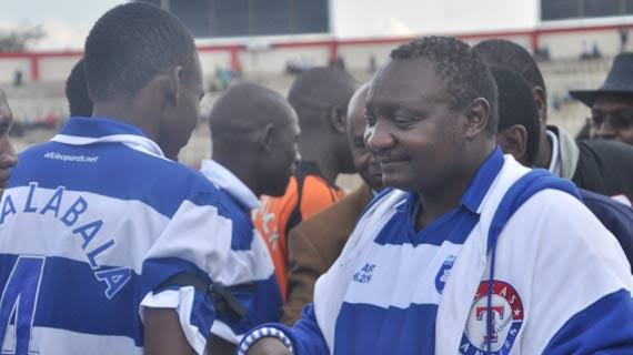 Mwendwa Leads the Football World in Mourning the Death of Former Leopards Chairman Alex Ole Magelo