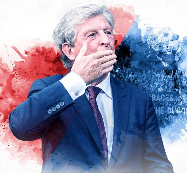 Roy Hodgson to Leave Crystal Palace