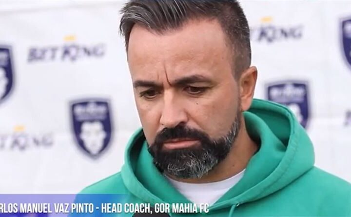 Gor's Coach Pinto in High Spirits Following the Imminent Return of Football