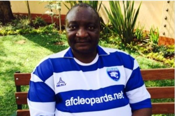 Update: Former AFC Leopards Chairman Alex Ole Magelo Not Dead!