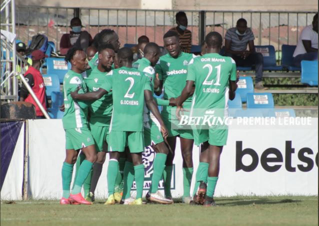 Gor Continue Resurgence With Hard Fought Win Over Wazito