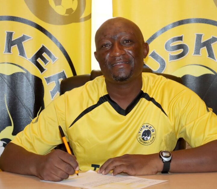 Tusker FC Appoint Matano's Assistant