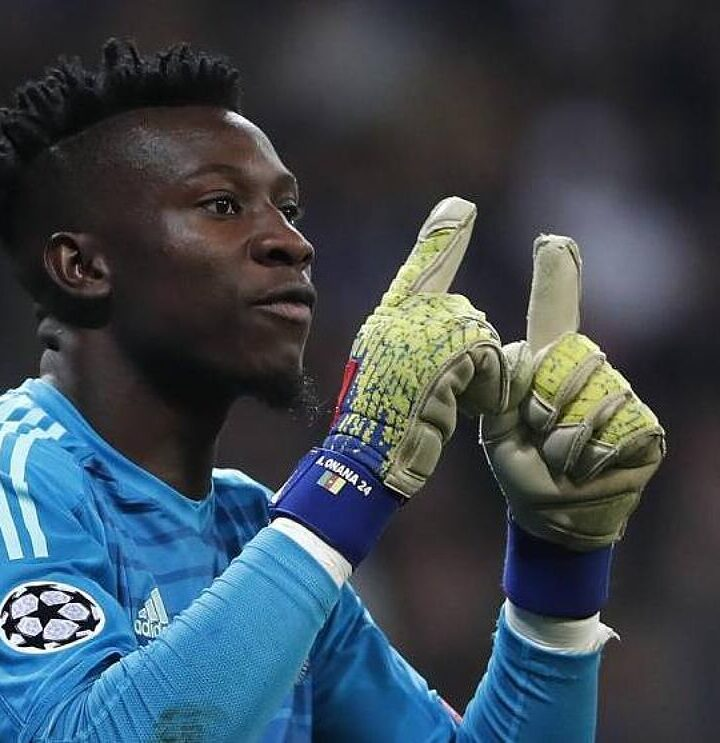 Arsenal Target Andre Onana's Suspension Reduced with Gunners Still Keen on Move