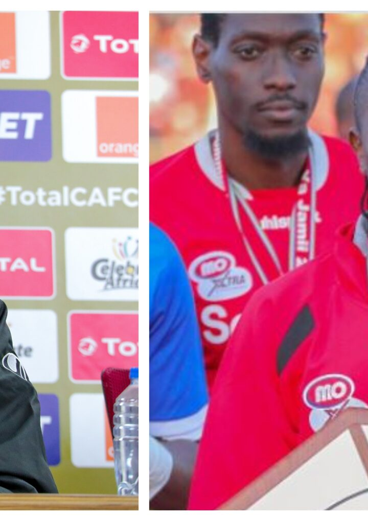 Inside Francis Kahata's Last Days at Simba & How Coach Didier Gomes Gave Him Hope to Push on