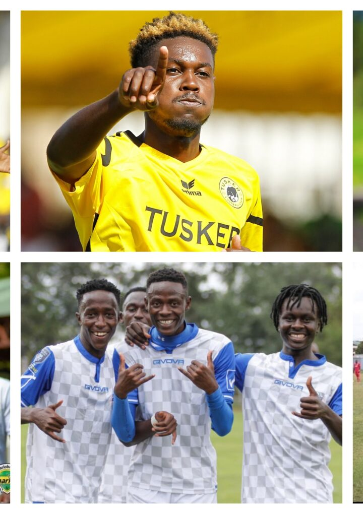 FKF Cup: High Profile Matchups in Quarterfinals as Curtains Fall on Round 16
