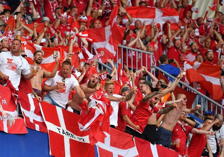 Denmark in Dreamland as they complete mission Impossible