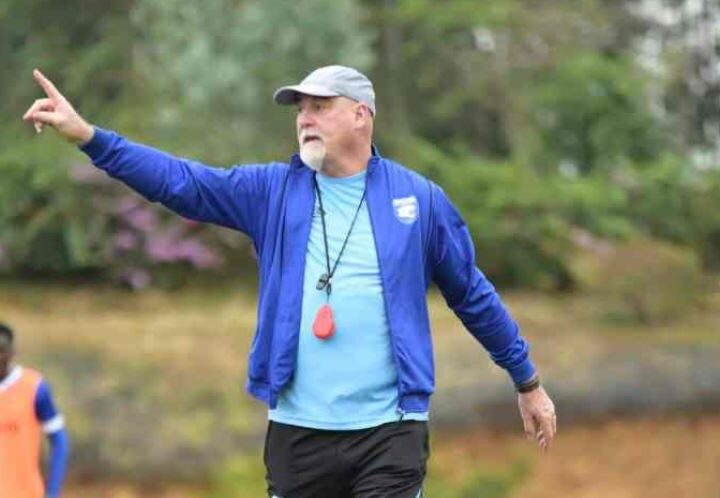 AFC Leopards' Patrick Aussems Turn Focus to Cup Clash With Gor Mahia