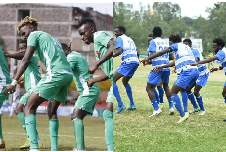 Gor-Leopards FKF Cup Final Clash Moved to Utalii Grounds