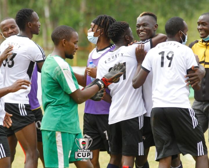 FKF Cup: Underdogs Equity Continue Great Run as AFC Leopards Raise Hopes for Silverware