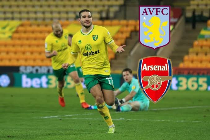 Arsenal and Villa submit official bids for Buendia