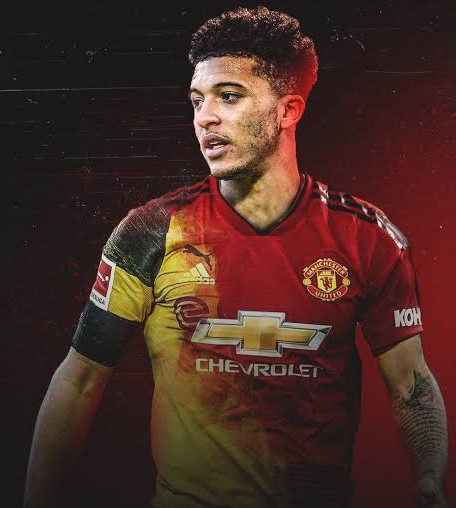 Man United close to Sancho agreement