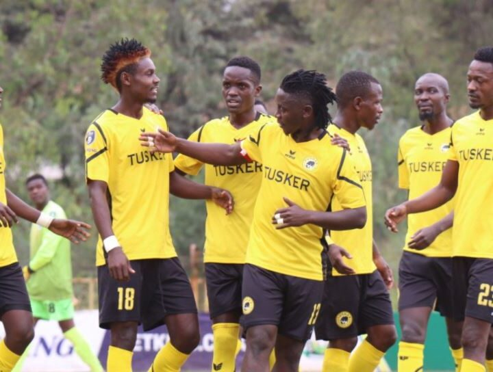 Tusker Beat Western Stima to Return to the Top