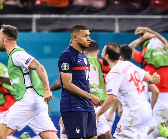 Mbappe Misses Decisive Penalty as Switzerland Shock France to Book Last 8 Slot