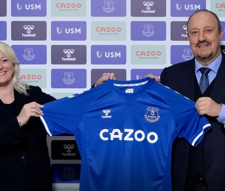 Everton Confirm the Appointment of Rafael Benitez as New Manager
