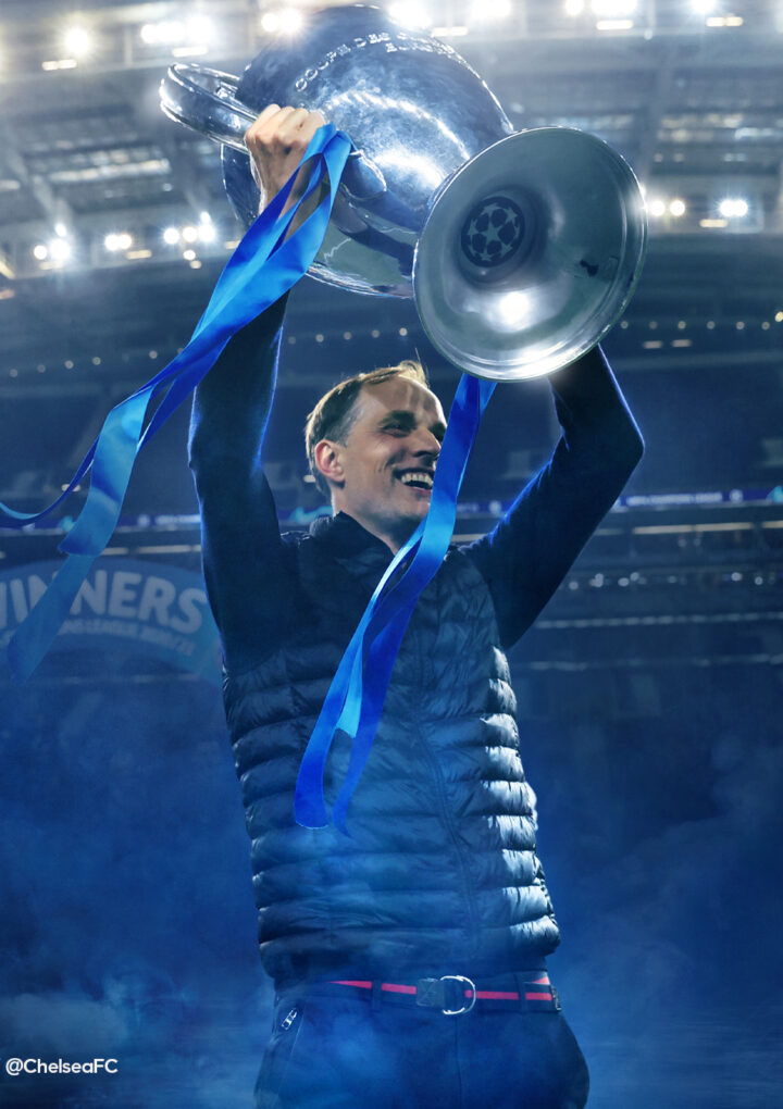 Tuchel SIGNS new contract