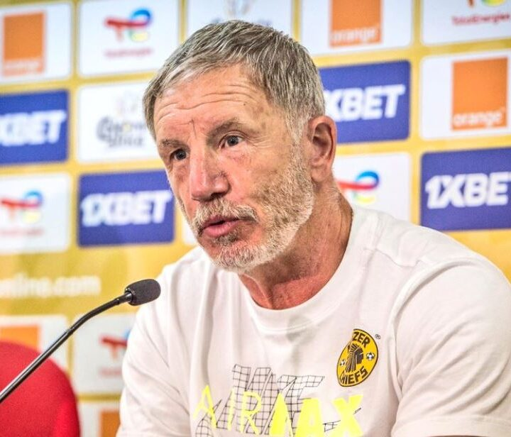 """""""Al Ahly Were Expected to be Here, We Were Not""""  Kaizer Chiefs Head Coach Stuart Baxter Ready to Pull Another Surprise"""