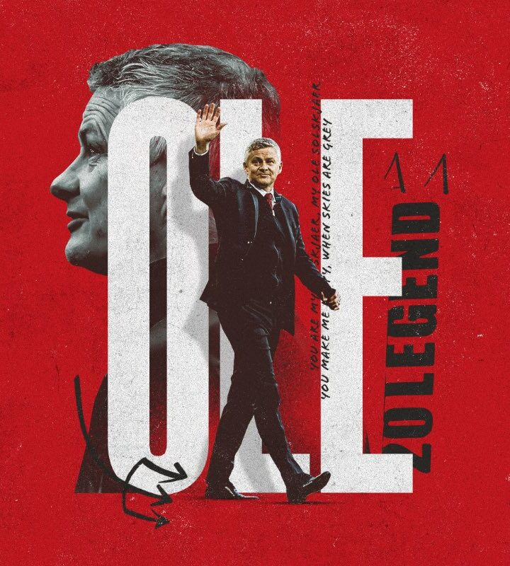 Ole signs NEW contract at United