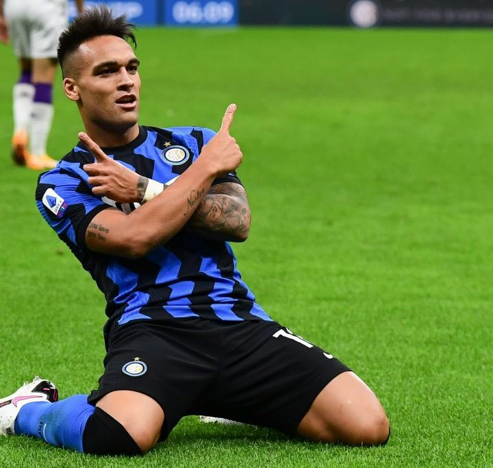 Arsenal looking to move in on Lautaro