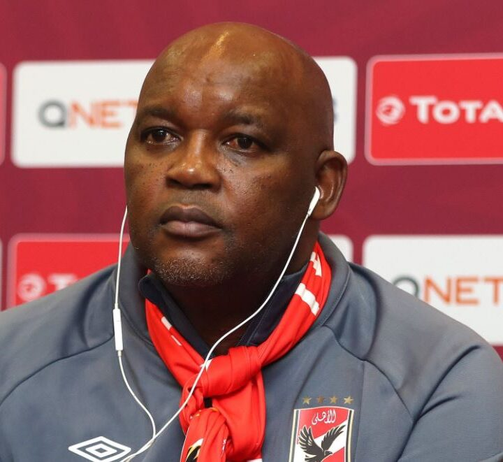 'La Decima' Loading? Pitso Out to Make History With Al Ahly