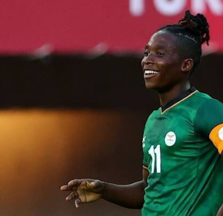 Zambia's Barbra Banda Elated After Breaking Multiple Olympic Records