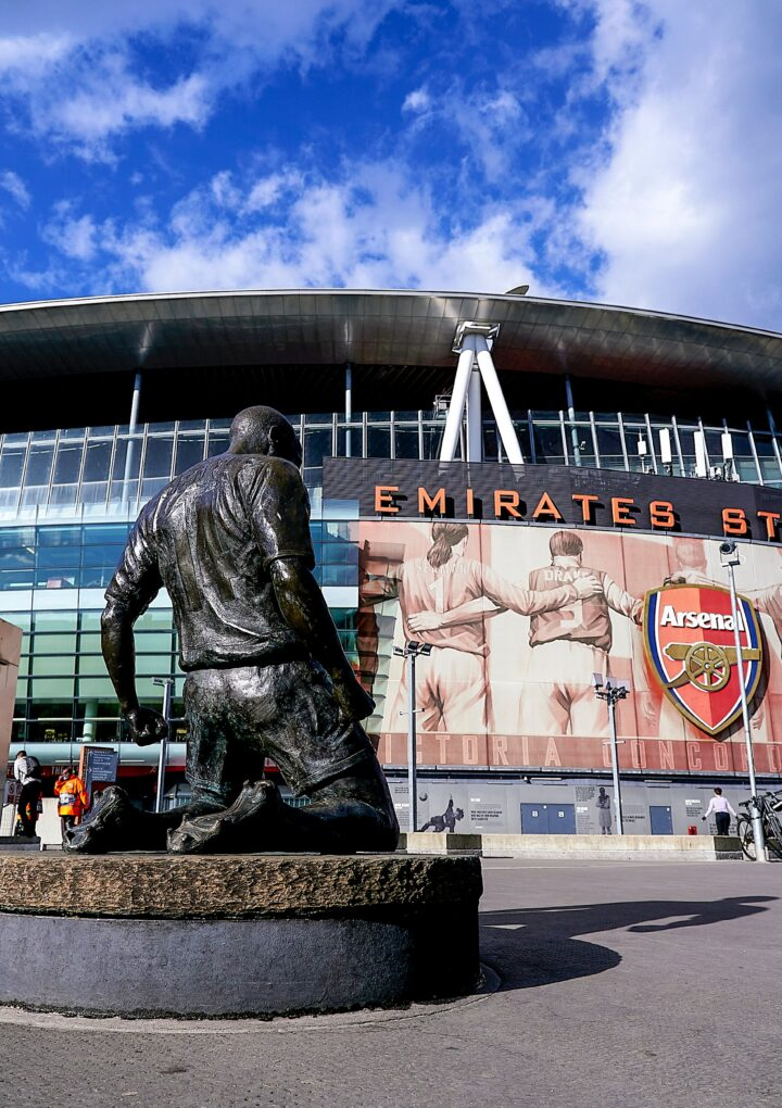 Arsenal at the CENTRE STAGE in Amazon's next All or Nothing Documentary