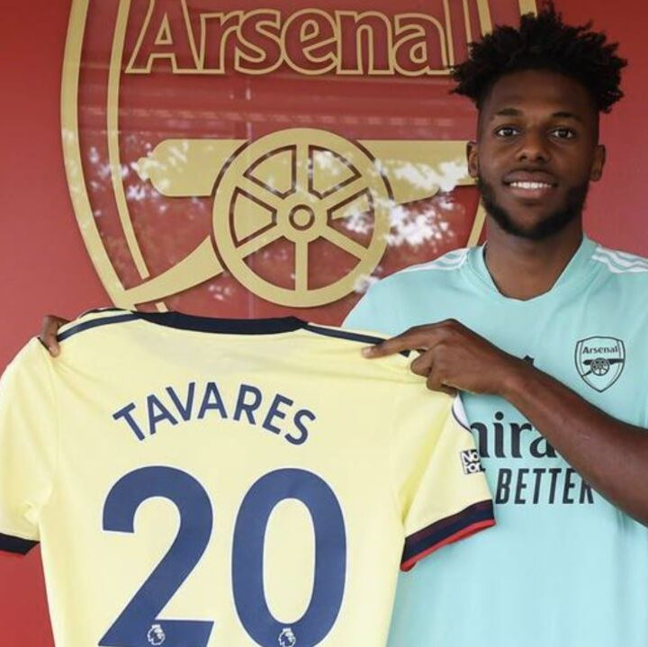 Arsenal Announce The Signing of Nuno Tavares