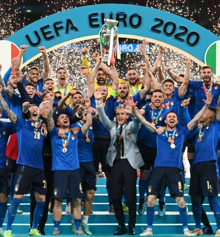 It's Going to Rome! England Suffer Crushing Euro 2020 Final Defeat to Italy