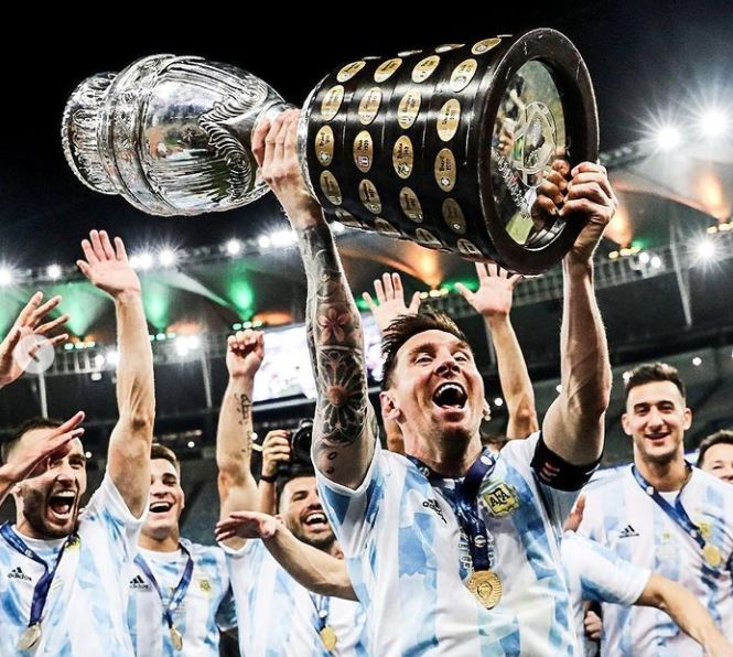 Messi Ends Argentina Trophy Drought With Copa America Win