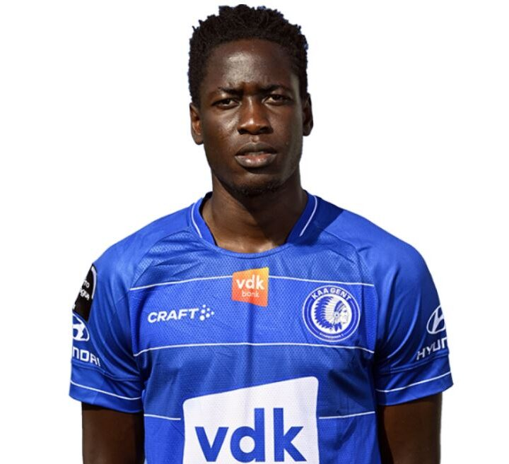 Okumu Set for European Debut With Gent in the Uefa Conference League