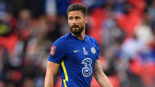 Olivier Giroud Closes in on AC Milan Move