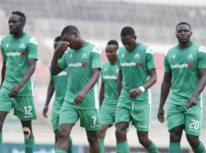 Gor Mahia's Participation in Africa's Second-Tier Club Competition Hangs in the Balance as CAF Comes With Heavy Demands