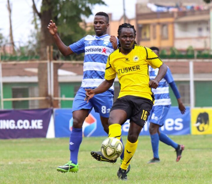 Unstoppable Tusker Continue March to the Title With Win Over AFC Leopards