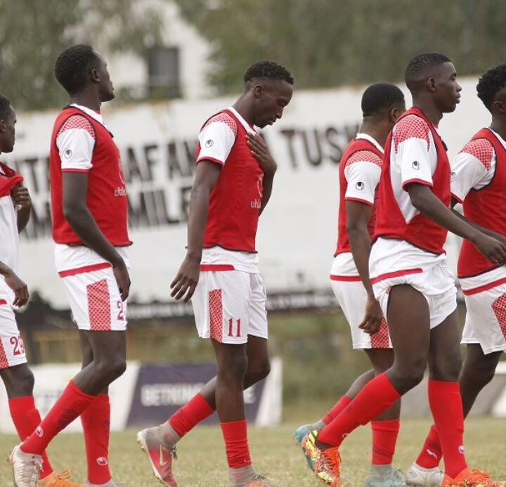 Great Start for Emerging Stars With Win Over Djibouti in the Cecafa U23 Championship