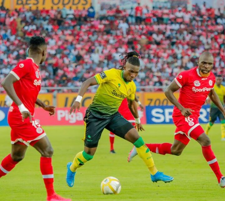 Yanga Earn the Bragging Rights After Beating Simba in the Kariakoo Derby