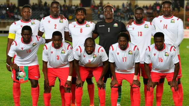 Harambee Stars' Provisional Squad for World Cup Qualifiers Revealed