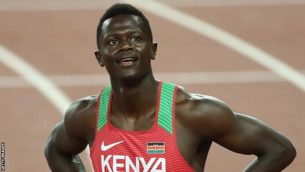 Athletics Integrity Unit Commence Disciplinary Proceedings Against Kenya's Odhiambo & Three Others Over Doping
